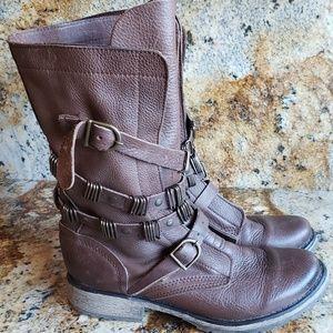 Steve Madden Banddit Boot Brown sz9
